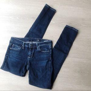Ag The Stilt Skinny Jean Size 25